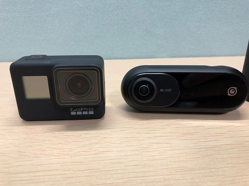 GoProhero7black&insta360one